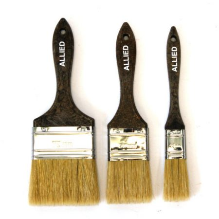 Allied Brushes (Fibreglass Blonde Hair)