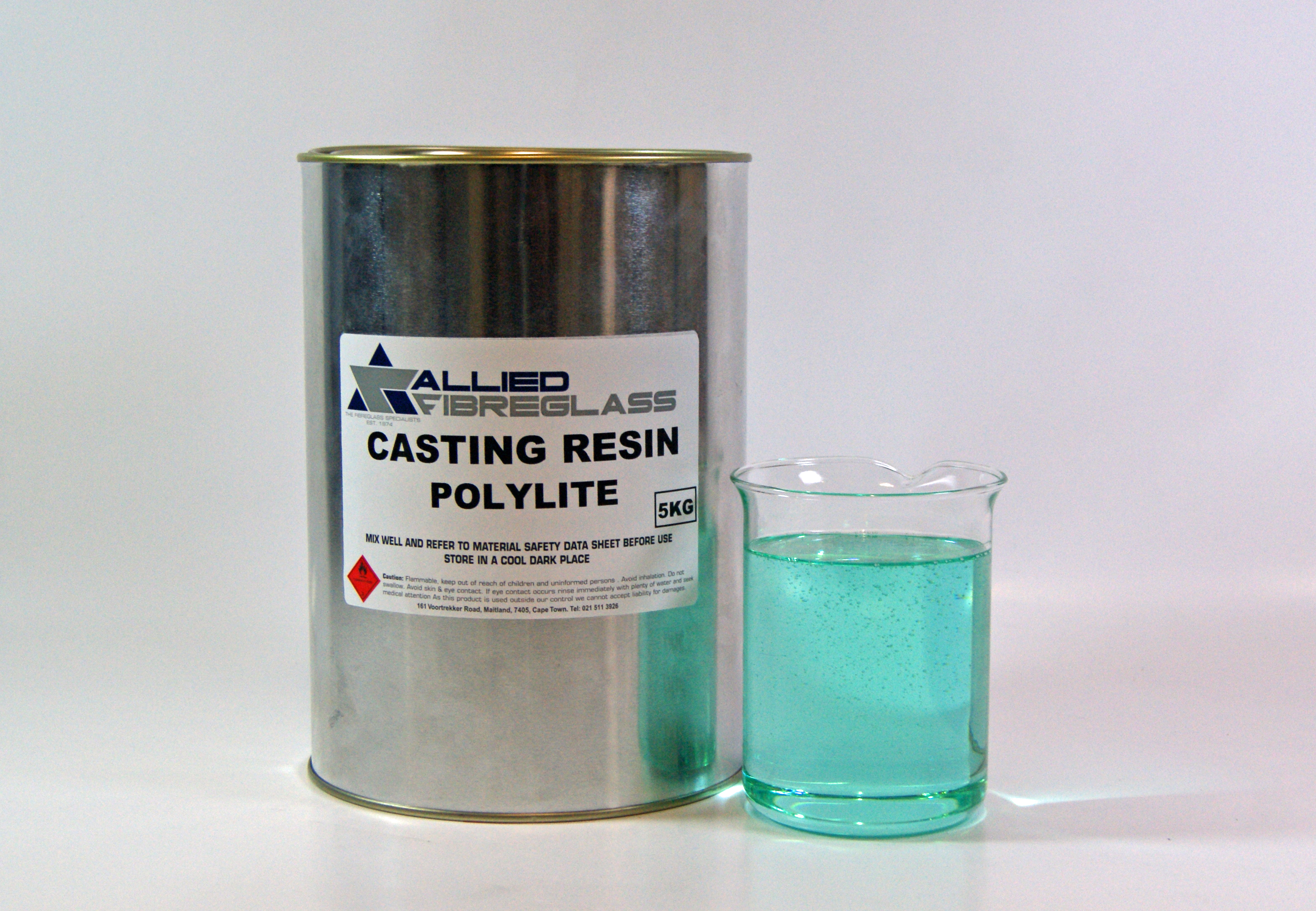Allied Casting Resin (Polylite 32032-20) - Ultra Clear
