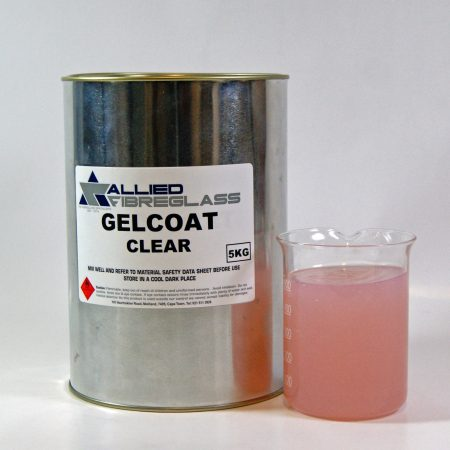 Allied Gelcoat Clear (22PA/E)