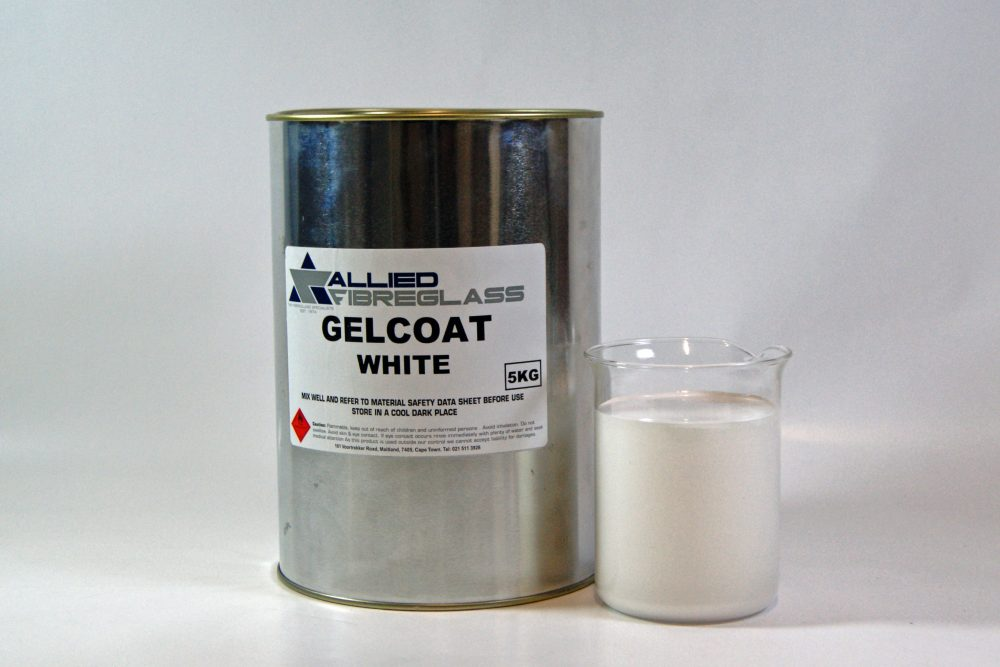 Allied Gelcoat White (22PA/E)