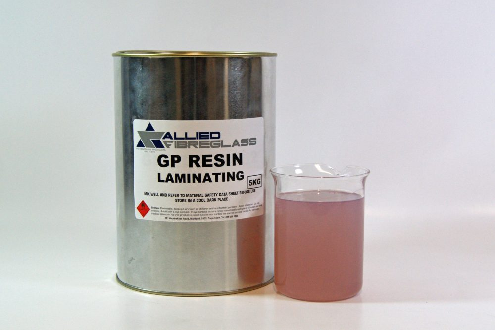 Allied GP (Orthophthalic) Resin (901PA)