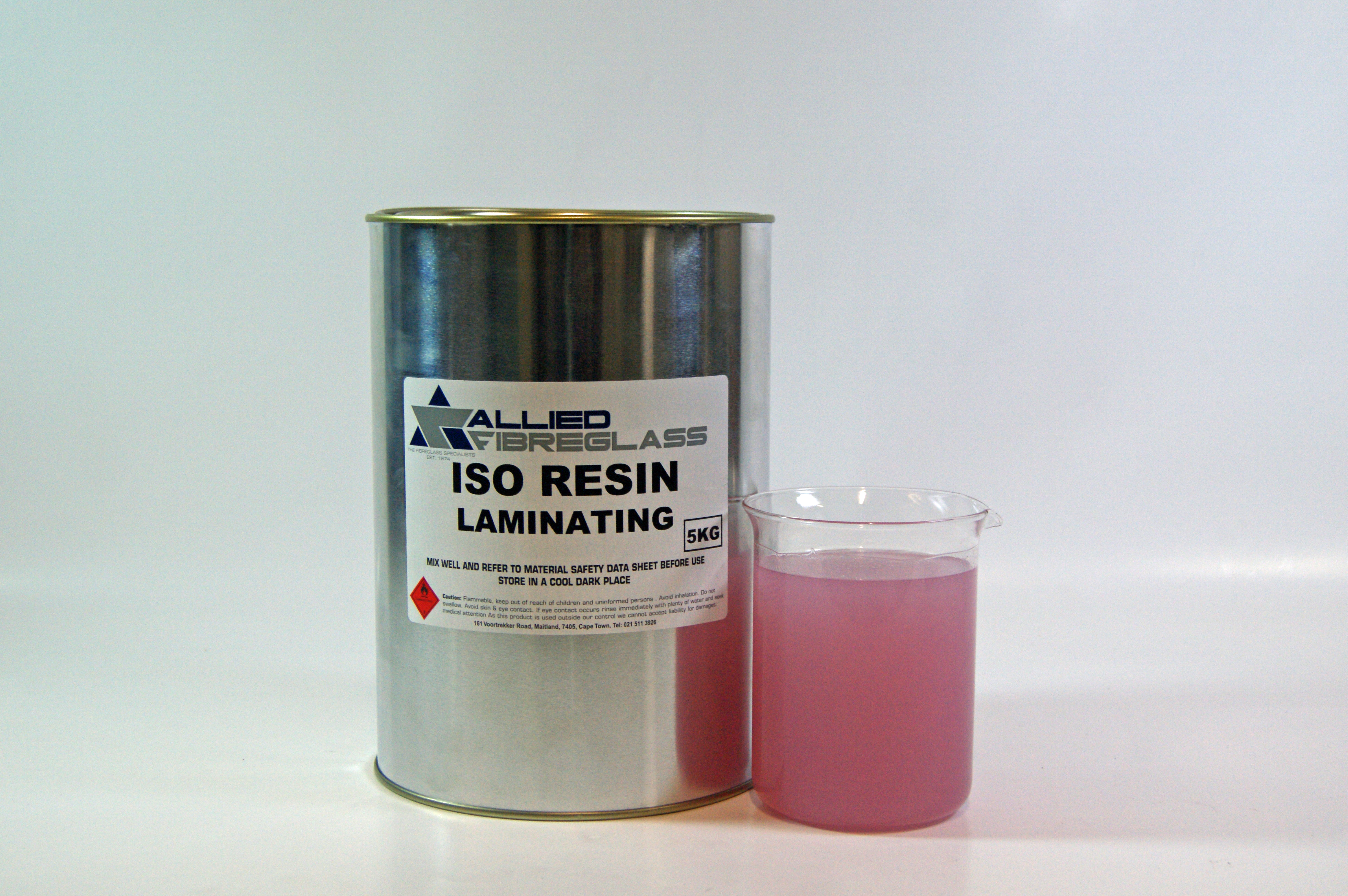 Allied AF201 PA ISO - Marine Laminating Resin - Allied Fibreglass