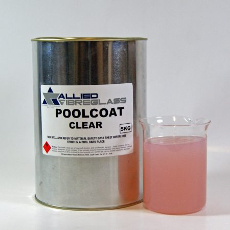 Allied Poolcoat & Topcoat Clear/Natural - ISO NPG (73PA/E)