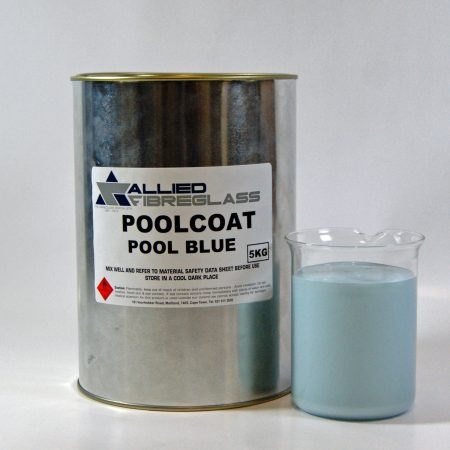Allied Poolcoat & Topcoat Pool Blue - ISO NPG (73PA/E)