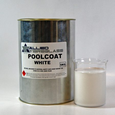 Allied Poolcoat & Topcoat White - ISO NPG (73PA/E)