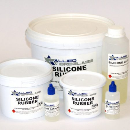 Allied Silicone Liquid Rubber (RTV) + Catalyst