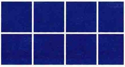 Twin Dark Blue Tile