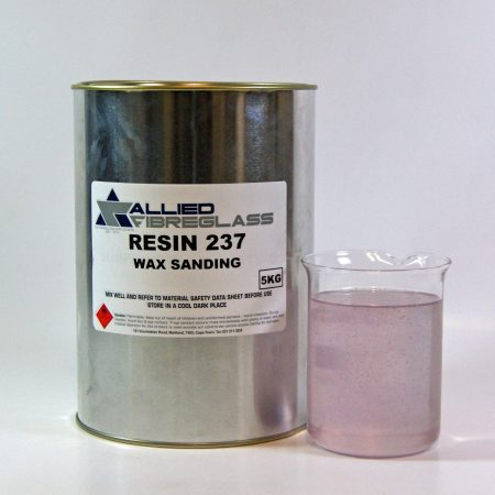 Allied Clear Finishing/Wax Sanding Resin (237PA)